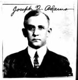 Joseph Quincy Adams, Jr