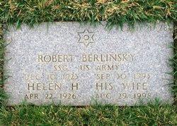 Helen H Berlinsky