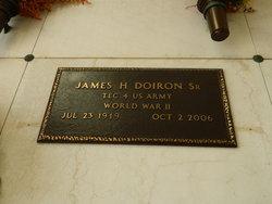 """James Henry """"Jimmy"""" Doiron, Sr"""