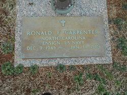 Ronald F Carpenter