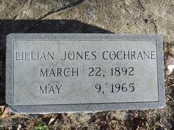 Lillian <I>Jones</I> Cochrane