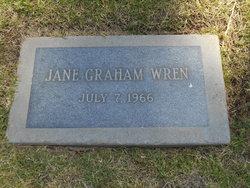 Jane Graham Wren