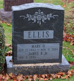 Mary <I>Durant</I> Ellis