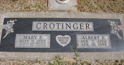 "Albert E. ""AL"" Crotinger"