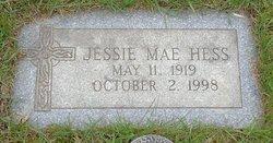 Jessie May Hess