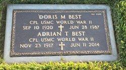 Doris M Best
