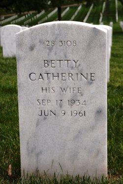 Betty Catherine Lindauer