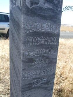 Adolph Hinzman