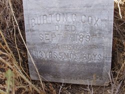 Burton G. Cox
