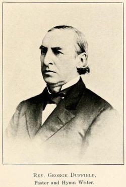 Rev George Duffield, Jr