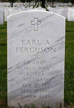 Earl Alfred Ferguson