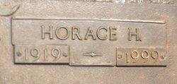 "Horace H. ""Bill"" Bailes"