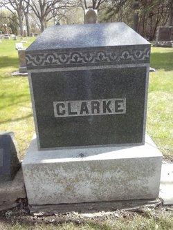 Mary Elvira <I>Green</I> Clarke