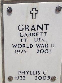 "Garrett ""Red"" Grant"