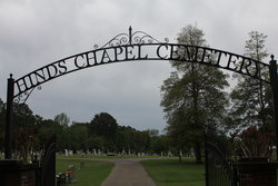 Hinds Chapel Cemetery