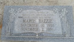 Marie Yazzie