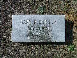 Gary K Durham