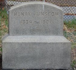 Henry Ainscow