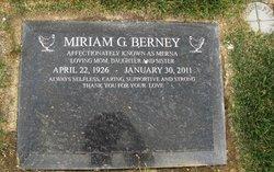 Miriam Berney