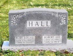 "Robert Lee ""Red"" Hall"
