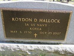 Roydon D Hallock