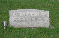 Roscoe Paul Adams
