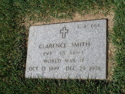 Clarence Smith