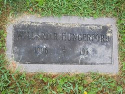 Willard R. Hungerford