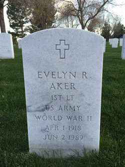 Evelyn R Aker