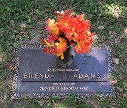 Brenda Joyce <I>Lyons</I> Adams