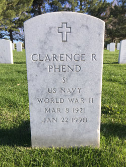 Clarence R Phend