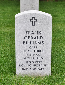 Frank Gerald Billiams