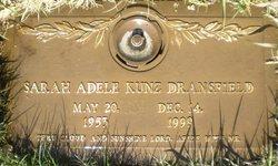 Sarah Adele <I>Kunz</I> Dransfield