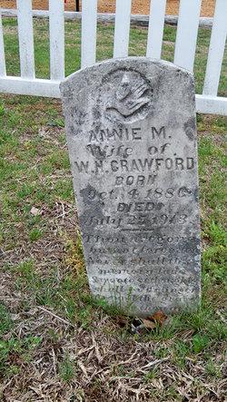 Annie M Crawford