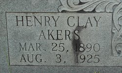 Henry Clay Akers