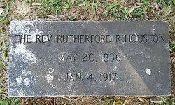 Rev Rutherford Rowland Houston