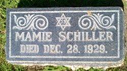 Mamie <I>Baumgarten</I> Schiller