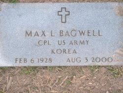 Max Lemuel Bagwell