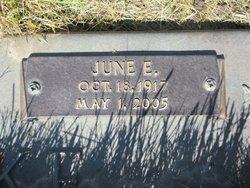 June E. <I>Crosser</I> Nanke