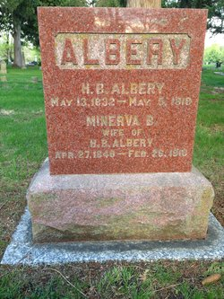 Minerva <I>Barnes</I> Albery