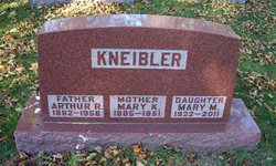 Arthur R Kneibler