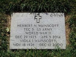 Herbert Nelson <I>Willis</I> Wainscott Jr.