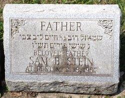 "Samuel Bernard ""Sam"" Stein"