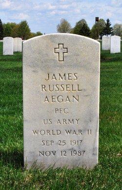 James Russell Aegan