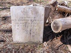 Deacon Thomas Hamblin