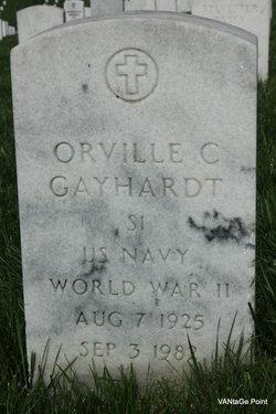 Orville C Gayhardt