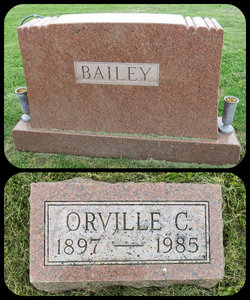 Orville Charles Bailey