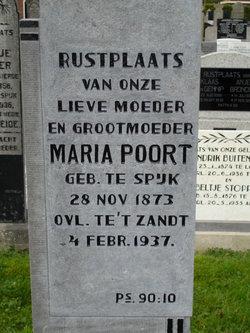 Maria Poort
