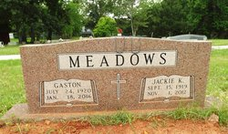 "Zelma Alice ""Jackie"" <I>Keen</I> Meadows"