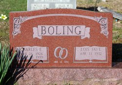 Charles Emmett Boling, Sr
